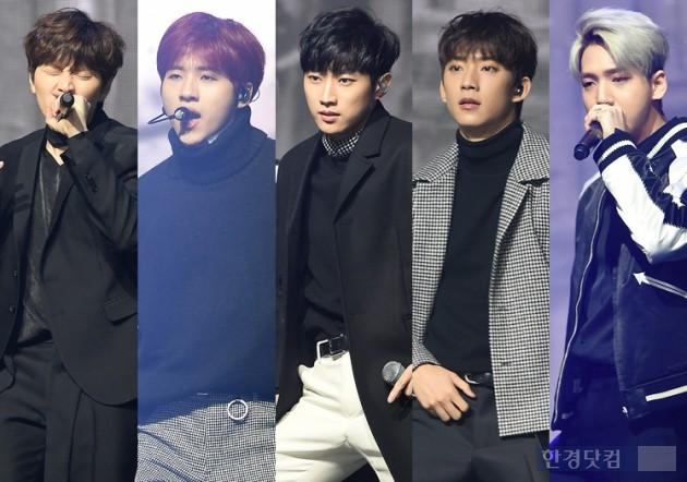 B1A4 쇼케이스 / 사진 = 변성현 기자
