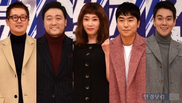 '씬스틸러-드라마 전쟁' 제작발표회 / 사진 = 최혁 기자