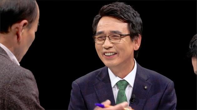 '썰전' 유시민 /JTBC 제공
