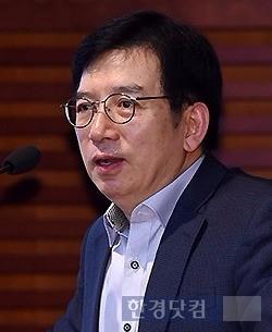 이정희 중앙대 경제학과 교수, 사진=변성현 한경닷컴 기자