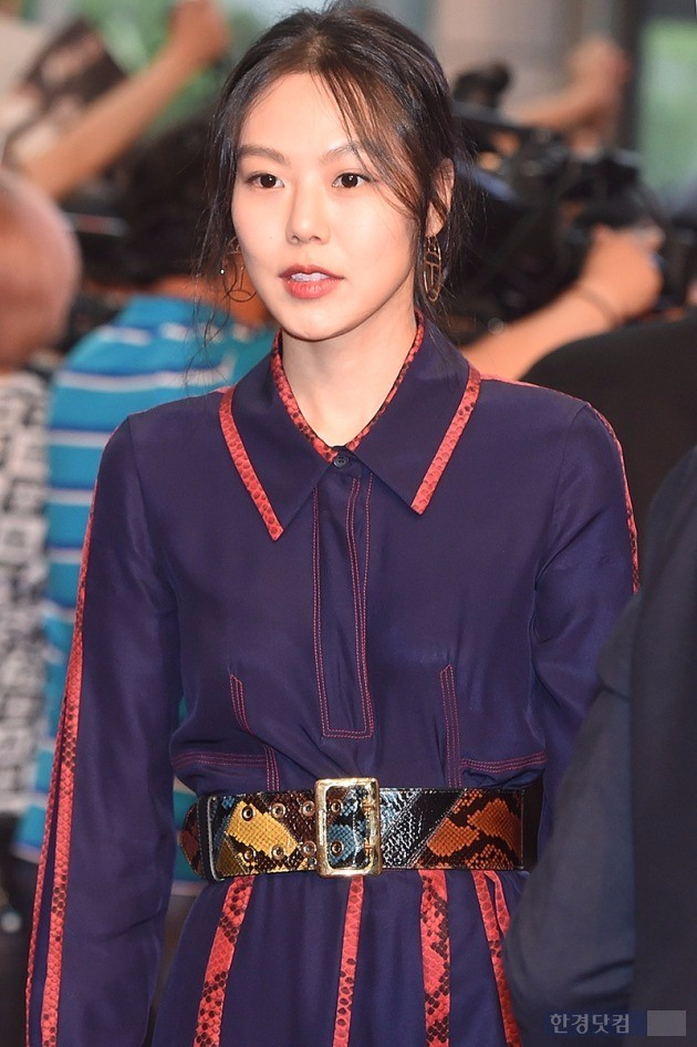 김민희 연예계 복귀설