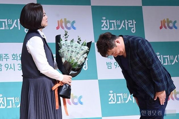 '님과 함께2' 김숙 윤정수 / 사진 = 변성현 기자