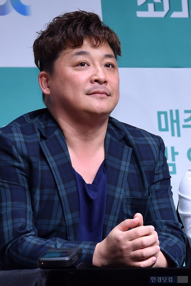 윤정수 / 사진 = 변성현 기자