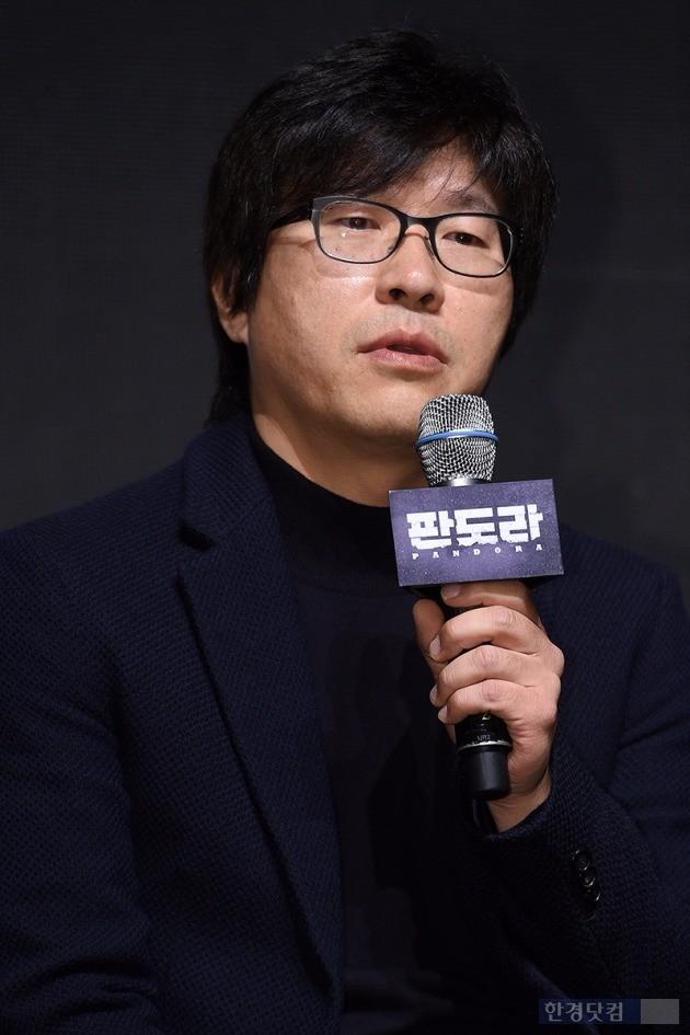'판도라' 박정우 감독 / 사진 = 최혁 기자