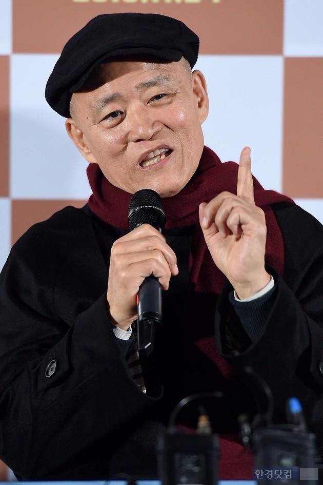 '나의 살던 고향은' 도올 김용옥 /사진=변성현 기자