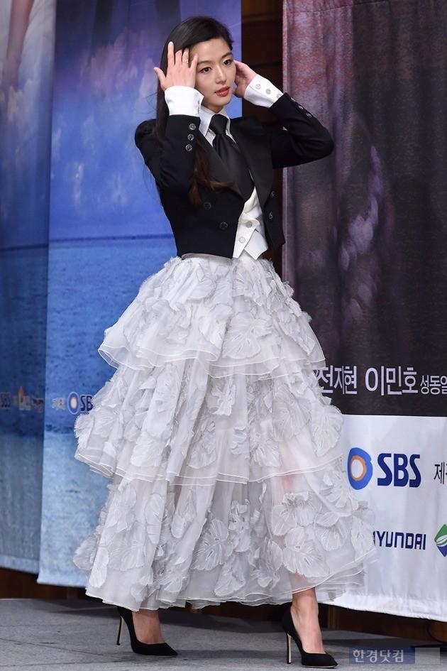 '푸른 바다의 전설' 전지현 /사진=변성현 기자