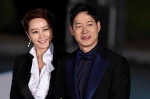 김혜수-유준상, '청룡의 얼굴' (37th 청룡영화상)