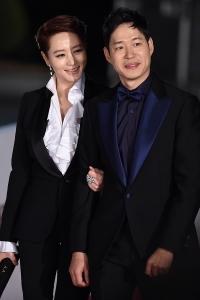 김혜수-유준상, '다정한 MC 커플' (37th 청룡영화상)