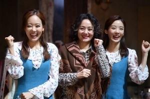 소유진-배종옥-이청아, '우리는 미녀 삼총사~'