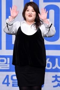 이국주, '귀여운 손인사~'