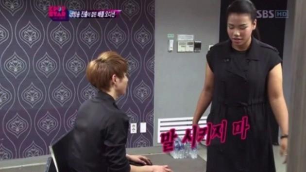 사진 = K팝스타 시즌1 시절 이미쉘(SBS 방송 캡쳐)