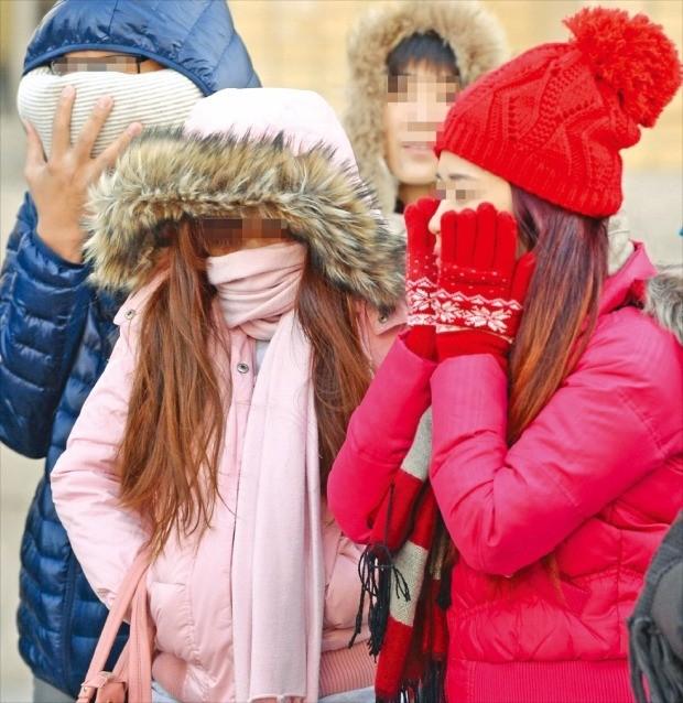 2일 전국적으로 올해 가을 들어 가장 추운 날씨를 보였다. /사진=한경DB