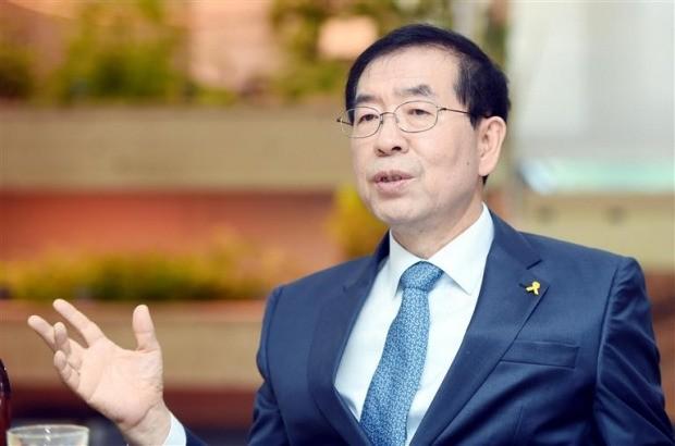 대통령 하야를 요구한 박원순 서울시장은 3일 조기 대선도 반대하지 않는다는 입장을 밝혔다. 사진=한경DB