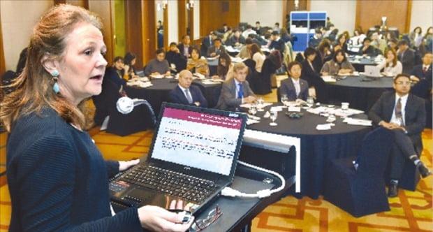 몽세라 고멘디오 경제협력개발기구(OECD) 교육스킬국 부국장