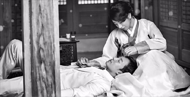 내년 1월22일까지 서울 대학로 드림아트센터에서 공연하는 뮤지컬 '나와 나타샤와 흰 당나귀'.