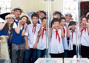 [2016 베트남 리포트] '삼성 나눔 빌리지' 세워 교육·보건·공동시설 개선