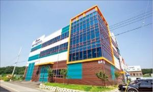 한국펌프공업협동조합 시험연구소.