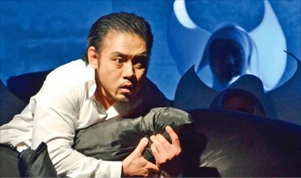 24~27일 서울 세종문화회관 대극장 무대에 오르는 오페라 '맥베드'
