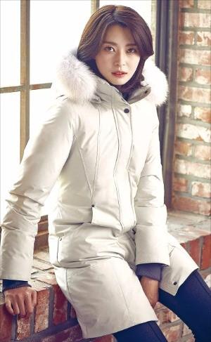 리비시 다운재킷
