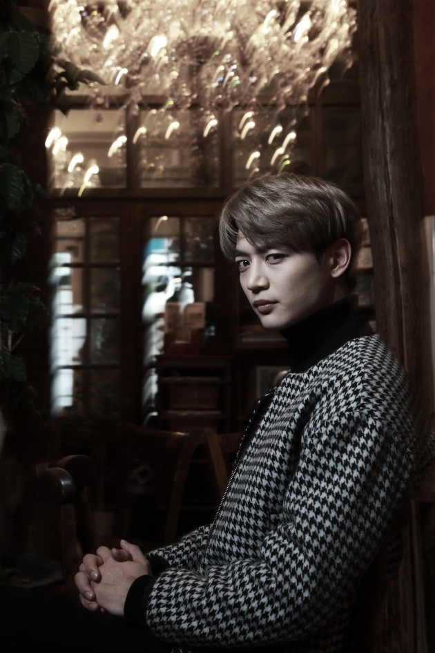 영화 '두 남자' 민호 /사진=엠씨엠씨