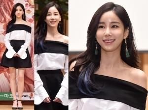 김주리, 미스코리아다운 우월한 미모+몸매