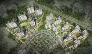 현대산업개발, 동탄2신도시 A99·100블록 '아이파크' 이달 분양