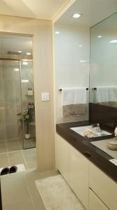 호텔서나 볼 법한 고급 욕실을 내 집 안방에서?