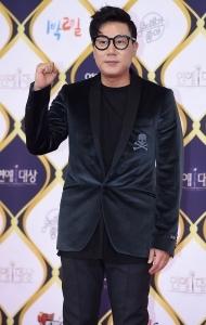 [HEI포토] 이상민, '멋진 모습에 눈길~' (KBS 연예대상)