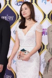 손태영, '감탄나게 눈부신 미모~' (KBS 연예대상)