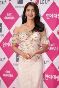[PHOTOPIC] 이시영, 감탄 나오는 여신 미모 '복싱 하신 분 맞나요?'  (SBS 연예대상)