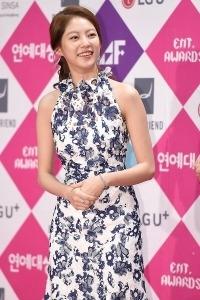 공승연, 아름다운 미소에 무장해제…'여신 강림' (SBS 연예대상)