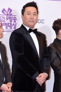 정준하, '잔뜩 긴장한 대상 후보' (MBC 방송연예대상)