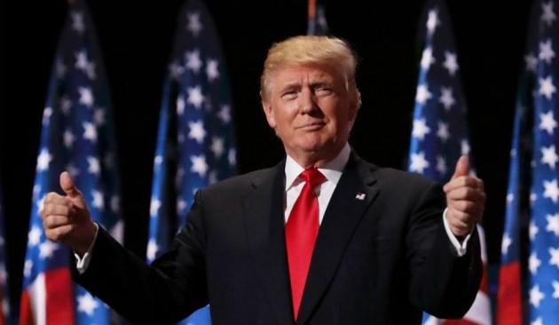 도널드 트럼프 미국 대통령 당선자. 사진=트럼프 당선자 페이스북
