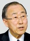 반기문, 올해 박 대통령에 새해인사 전화 생략한 이유는?