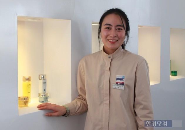 고은아 한국콜마 기초화장품연구소 기반연구팀 팀장(사진=한국콜마 제공)