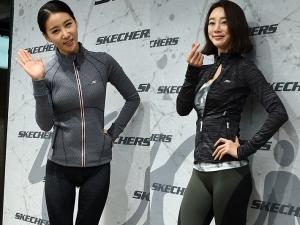 한몸매? 아니 두몸매 하시는 요가여신 김정민·최여진