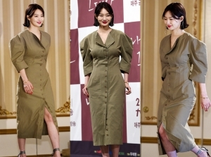 몸매가 '깡패'…원조 '베이글녀' 신민아