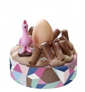 아이스크림 위에 웬 달걀…눈길 끄는 새 제품