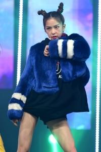 CLC 최유진, '강렬한 모습으로 변신'