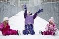 눈오는 날 아이와 즐길 수 있는 놀이 Best 5