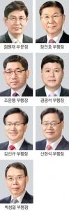 이광구호 민영 우리은행 첫 대규모 임원 승진 인사
