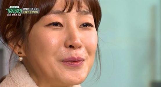 명세빈 / 사진= tvN '현장토크쇼 택시' 방송화면 캡처