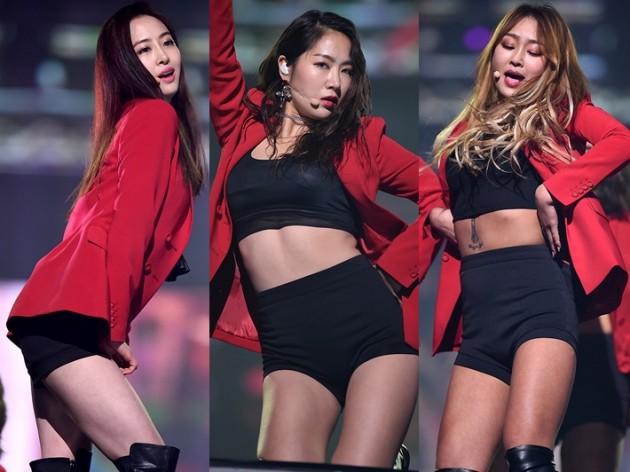씨스타의 '아찔한 유혹'