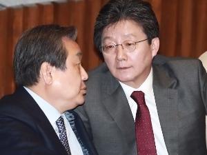 """유승민 """"최저임금 1만원으로 인상""""…안희정 """"양성평등 지도자 되겠다"""""""