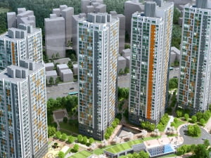 호반건설, 안양 미륭아파트 37층으로 재건축한다