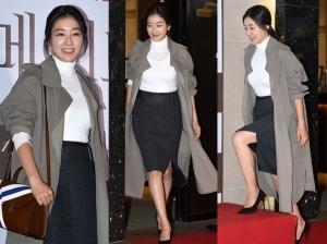 박진희, 판사 아내의 지적인 외출