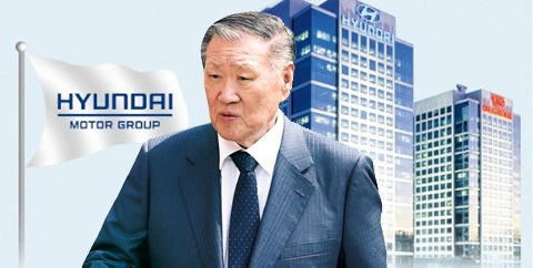 정몽구 현대자동차그룹 회장