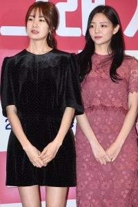 이요원-이솜, '긴장되는 VIP시사회'