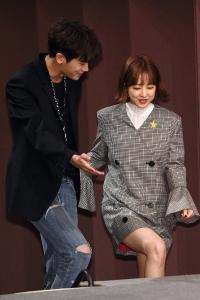 박형식-박보영, '특급 에스코트'