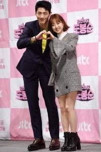 지수-박보영, '잘 어울리나요?'